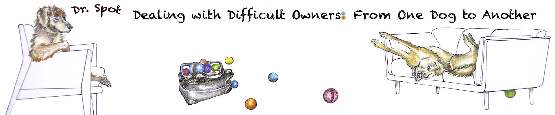 Dealing With Difficult Owners: From One Dog To Another